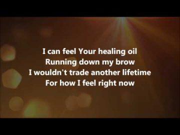 Healing Oil - Kim Walker-Smith w/ Lyrics