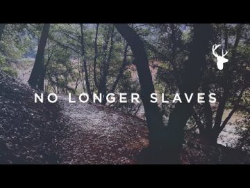 No Longer Slaves (Lyric Video) - Jonathan David & Melissa Helser | We Will Not Be Shaken